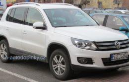 Příčníky Thule Volkswagen Tiguan