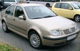 Příčníky Thule Volkswagen Bora