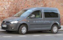 Příčníky Thule Volkswagen Caddy
